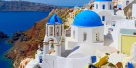 Weddings in Santorini - Greece