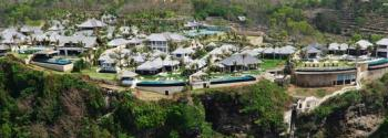 The Ungasan Clifftop Resort, Uluwatu