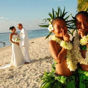 Destination Weddings in Cook Islands