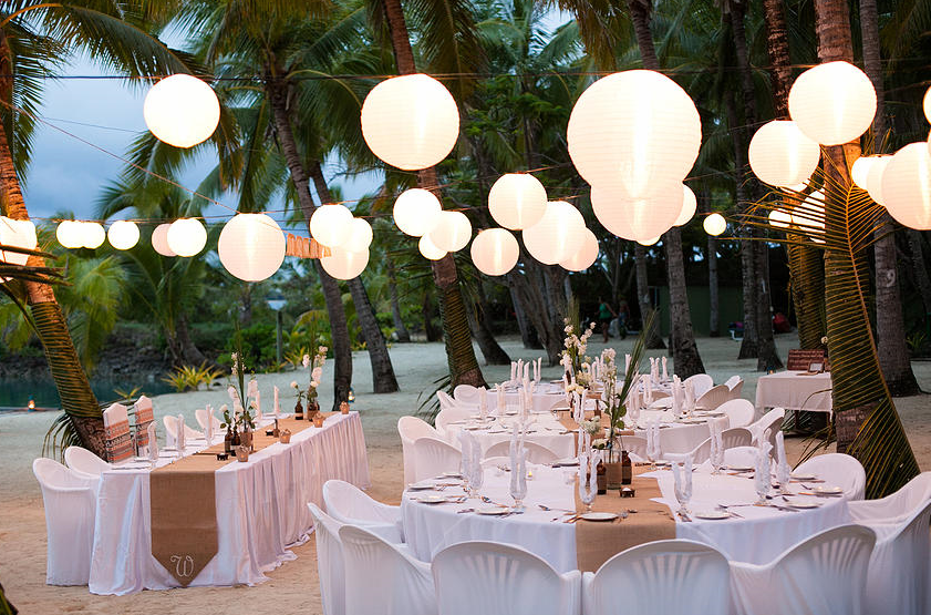 Wananavu Beach Resort Fiji Weddings Fiji Wedding Venues