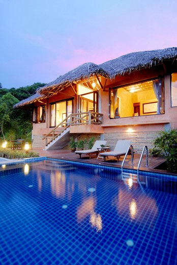 phi phi island village beach resort koh phi phi. Black Bedroom Furniture Sets. Home Design Ideas