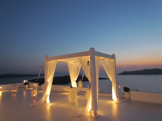 dana villas santorini greek islands weddings greek islands