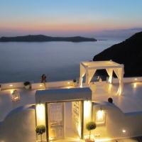 Dana Villas - Santorini, Greek Islands Weddings