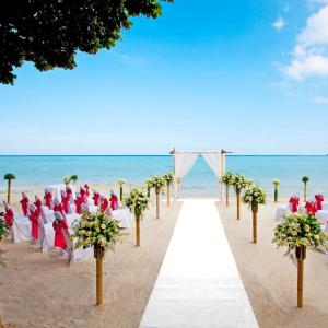 Destination Weddings at Chaweng Regent Beach Resort, Koh Samui, Thailand