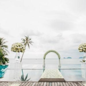 Destination Weddings at Conrad, Koh Samui, Thailand