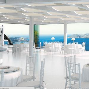 La Ciel, Santorini, Greek Islands Wedding Venue 2