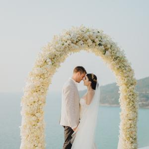 Destination Weddings at Malaiwana Luxury Estate And Villas Phuket, Thailand