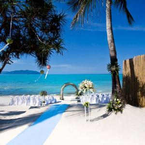 Melati Beach Resort & Spa, Koh Samui, Thailand Wedding Venue 10