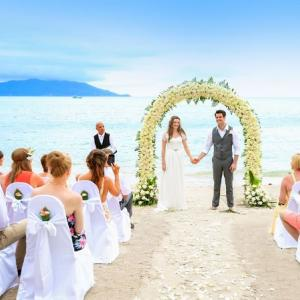 Melati Beach Resort & Spa, Koh Samui, Thailand Wedding Venue 3