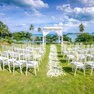 Destination Weddings at Samujana Villas Koh Samui, Thailand
