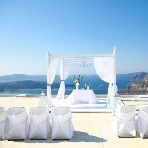 Santorini Gem, Santorini, Greek Islands Wedding Venue 2