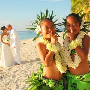 Crown Beach, Cook Islands Wedding Venue 9