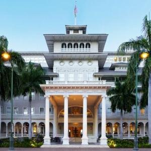 Destination Weddings at Moana Surfrider Waikiki Beach, Hawaii - Oahu