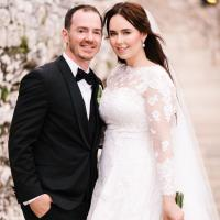 Danielle and Ben married in Bali