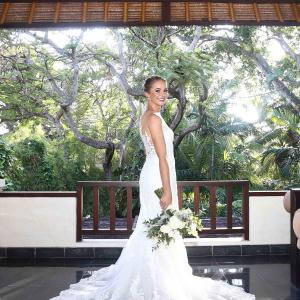 Bek and Troy married in Bali Wedding 3