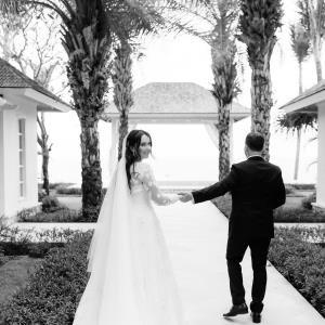Danielle and Ben married in Bali Wedding 4