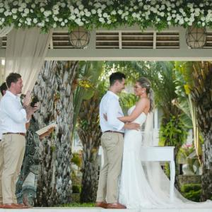 Emily and Marc married in Bali Wedding 8
