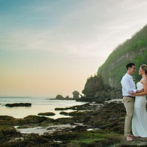 Emily and Marc married in Bali Wedding 3