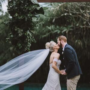 Jayde and Edward married in Bali Wedding 10