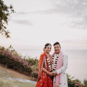 Loveleen and Jim married in Bali Wedding 3