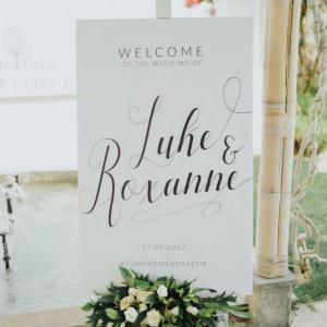 Roxanne and Luke married in Bali Wedding 6