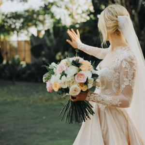 Roxanne and Luke married in Bali Wedding 2
