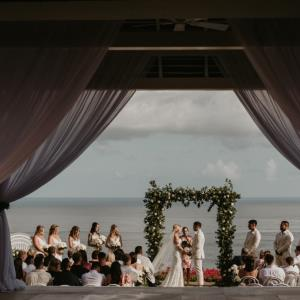 Sarah and Gene married in Bali Wedding 4